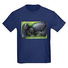g babe kids dark t-shirt