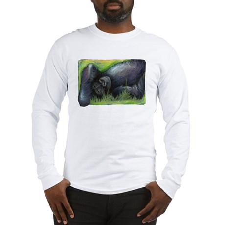 g babe long sleeve t-shirt