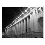Farley Post Office Poster