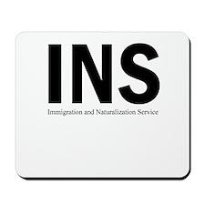 INS Mousepad