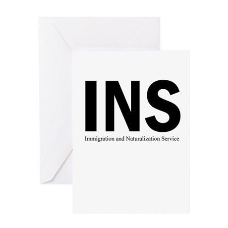 INS Greeting Card
