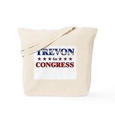 TREVON for congress Tote Bag