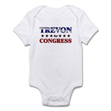 TREVON for congress Infant Bodysuit