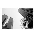 Columbus Circle Postcards (8)