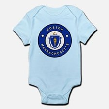 Boston Massachusetts Body Suit