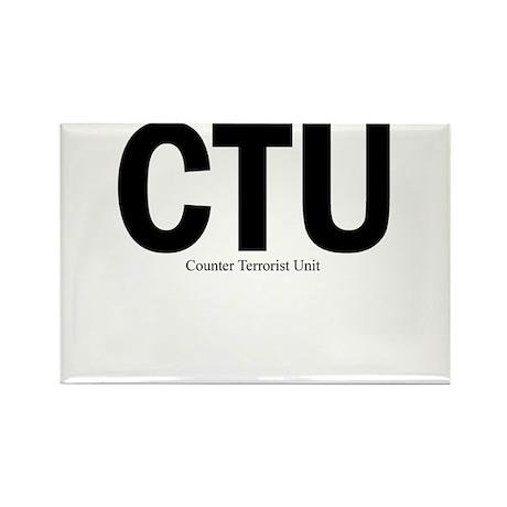 CTU Rectangle Magnet