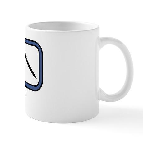 Eat, Sleep, Writing Mug