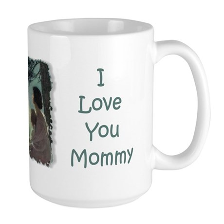 Mother's Day Gifts From The Heart Large Mug