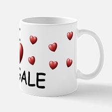 I Love Abigale - Mug