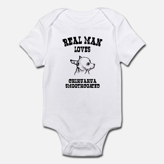 Chihuahua Smoothcoated Infant Bodysuit