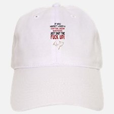 Central Asian Shepherd Baseball Baseball Cap