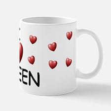 I Love Aileen - Mug