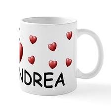 I Love Alexandrea - Mug