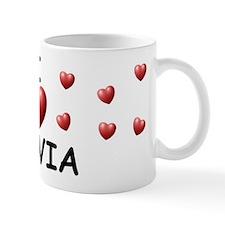 I Love Alivia - Mug