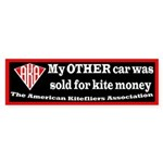 ... was sold for kite money