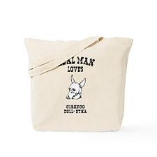 Cirneco dell'Etna Tote Bag