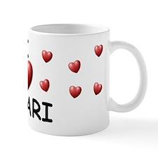 I Love Amari - Small Mug
