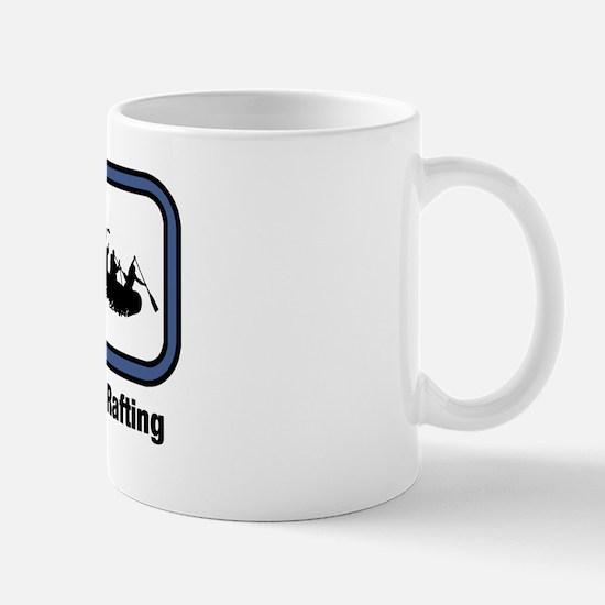 Eat, Sleep, White Water Rafti Mug