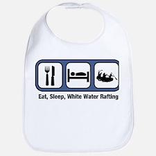 Eat, Sleep, White Water Rafti Bib