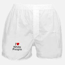 White People Boxer Shorts