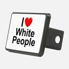 White People Hitch Cover