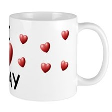 I Love Clay - Mug