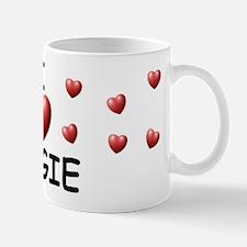 I Love Angie - Mug