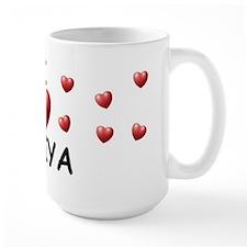 I Love Aniya - Mug