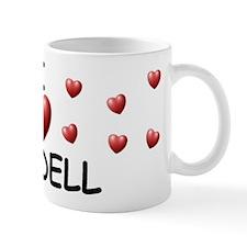 I Love Cordell - Mug