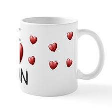 I Love Dan - Mug