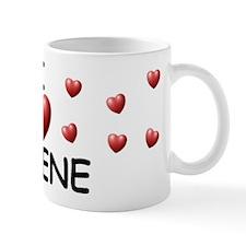I Love Arlene - Coffee Mug