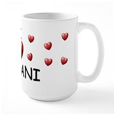 I Love Armani - Mug