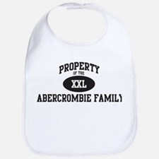 Property of Abercrombie Famil Bib