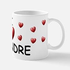I Love Deandre - Mug