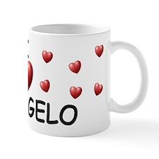 I Love Deangelo - Mug