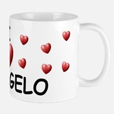 I Love Deangelo - Small Small Mug