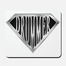SuperDrummer(metal) Mousepad