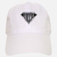 SuperDrummer(metal) Baseball Baseball Cap
