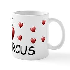 I Love Demarcus - Mug