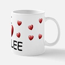 I Love Bailee - Small Small Mug