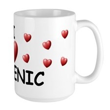 I Love Domenic - Mug