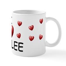 I Love Baylee - Mug