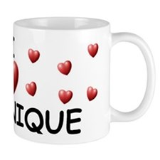 I Love Dominique - Mug