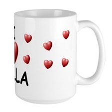 I Love Bella - Mug