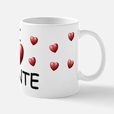 I Love Donte - Mug