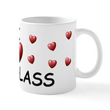 I Love Douglass - Mug