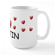 I Love Dustin - Mug
