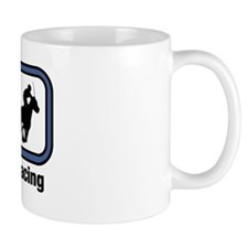 Eat, Sleep, Horse Racing Mug