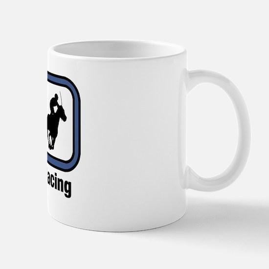 Eat, Sleep, Horse Racing Mug