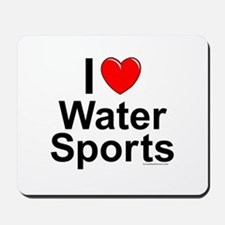 Water Sports Mousepad